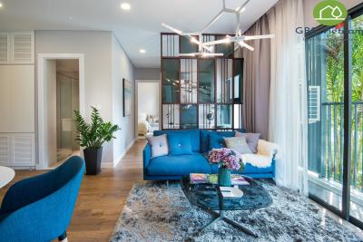 Những bộ sưu tập thiết kế nội thất xanh đẹp và ấn tượng