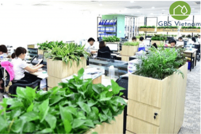Công trình xanh văn phòng tại Việt Nam